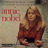 Annie Nobel sound album cover