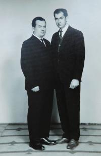 Bratři Kiriakos a Dimitrios Ioakimidisovi