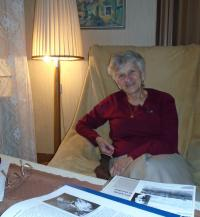 Marie Čondlová - současné foto 5 - rok 2016