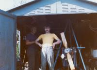 Stavba Rogala 1987