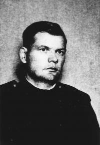 Ukrývaný kpt. Berežok 1945