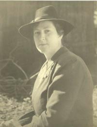 Marie Rerychová 1943