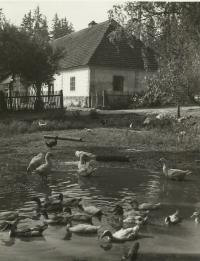 hájovna OBORA 1943