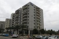 Senioe house in Kiryat Motzkin, where Avraham lived