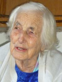 Edith Rosen, roz. Březinová