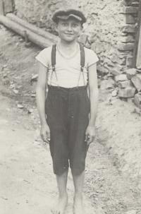 1930 - Vnislav v Příbrami