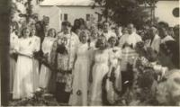 1947 - primiční mše svatá P. Vnislava II.