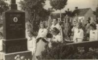 1947 - primiční mše svatá P. Vnislava III.