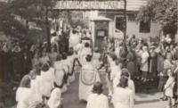 1947 - primiční mše svatá P. Vnislava IV.