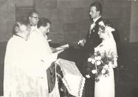 1970 - Působení v bazilice sv. Petra a Pavla v Brně II.