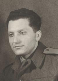 1953 - na vojně
