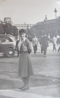 Irena Vyslyšelová (Paříž 1957)