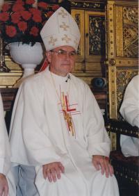 1999 - Petr Esterka, biskupské svěcení