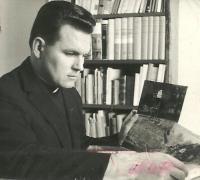 1967 - těsně před zveřejněním vzpomínkové knihy Nikdy neříkej soudruhu