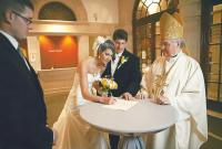 2006 - svatba ve Virginii, biskup Petr Esterka