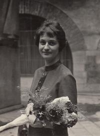 Anastazie Kopřivová 60. léta