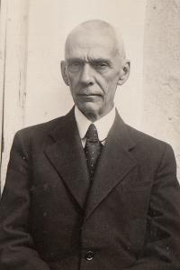 Dědeček Anastázie Koprivove, odvlečen v květnu 1945 do Ruska