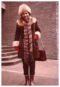 1972 - Ruzena ve Filadelfii