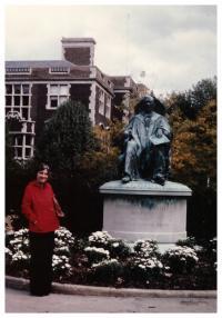 1975 - Ruzena, Pensylvánská univerzita