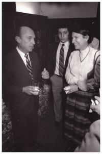 1986 - Ruzena, Pensylvánská univerzita