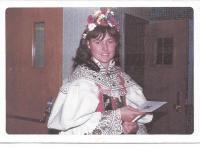 Maruška po maturitě