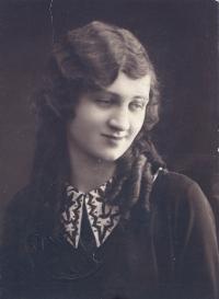 02-maminka Agata Antonia Szilvia Dudinszka 1911-1982