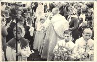 János Kokes, ministrant v dětství, šedesátá léta