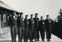 Instruktorský lyžařský kurz, Malá Fatra 1948