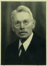 František Hrnčíř, dědeček z matčiny strany