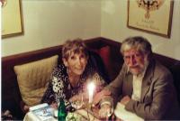 Markéta a Ivan Havel, U černého koníčka Praha 2007