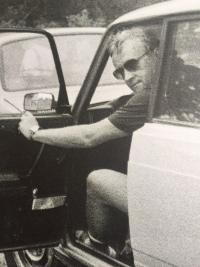 M. Brocko jako kulturně - osvětový pracovník JRD Dunaj - Rusovce 1980