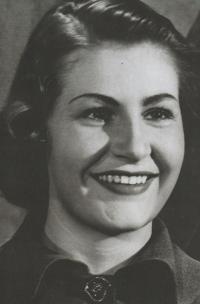 Civilní portrét, asi 1951