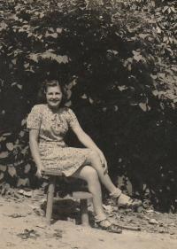 V Polné, 1944