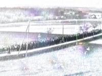 Pohřeb Bohuše Bárty, otce pamětníka, rok 1953, 4.snímek