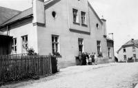 hospoda manželů Dudových / Bolatice 1943