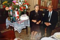 Seventieth birthday wife