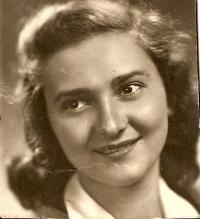 Eva Koubková - stará fotografie