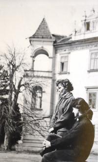01-soustředění - Žínkovy - r. 1956