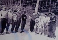 02-Vysokoškolský umělecký soubor VUS - rok 1950