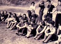 03-Vysokoškolský umělecký soubor VUS - rok 1950