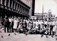 08-ze zájezdového alba (Itálie 1961)