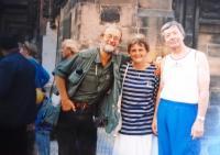 15 - Jana Straková s přáteli