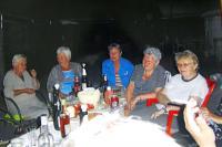 S přítelkyněmi na dovolené v Itálii, pamětnice druhá zprava, okolo roku 2010
