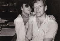 František Bloudek a Jiří Králík (kol. 1980)