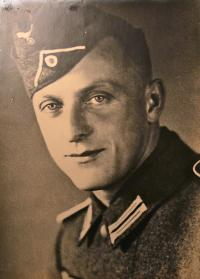 Bratr tatínka, František Stumpe