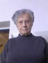Betty Farská in 2016