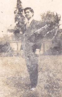 Te Do Hoang, Holešov, 1969