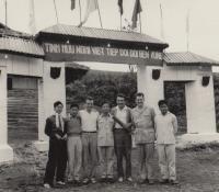 expedice Vietnam Nhung vlevo Vladimir třetí zleva