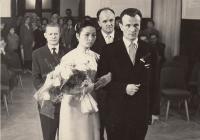 svatba 1963