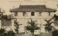 dům dědečka ve Vitenamu